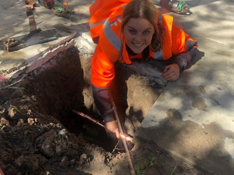 Female Plumber Melbourne