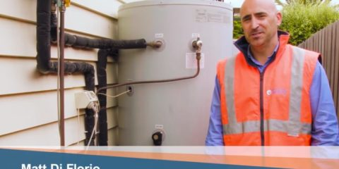 How we do it Video Series – Servicing a solar hot water system